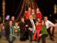 My Family, Christmas 2011